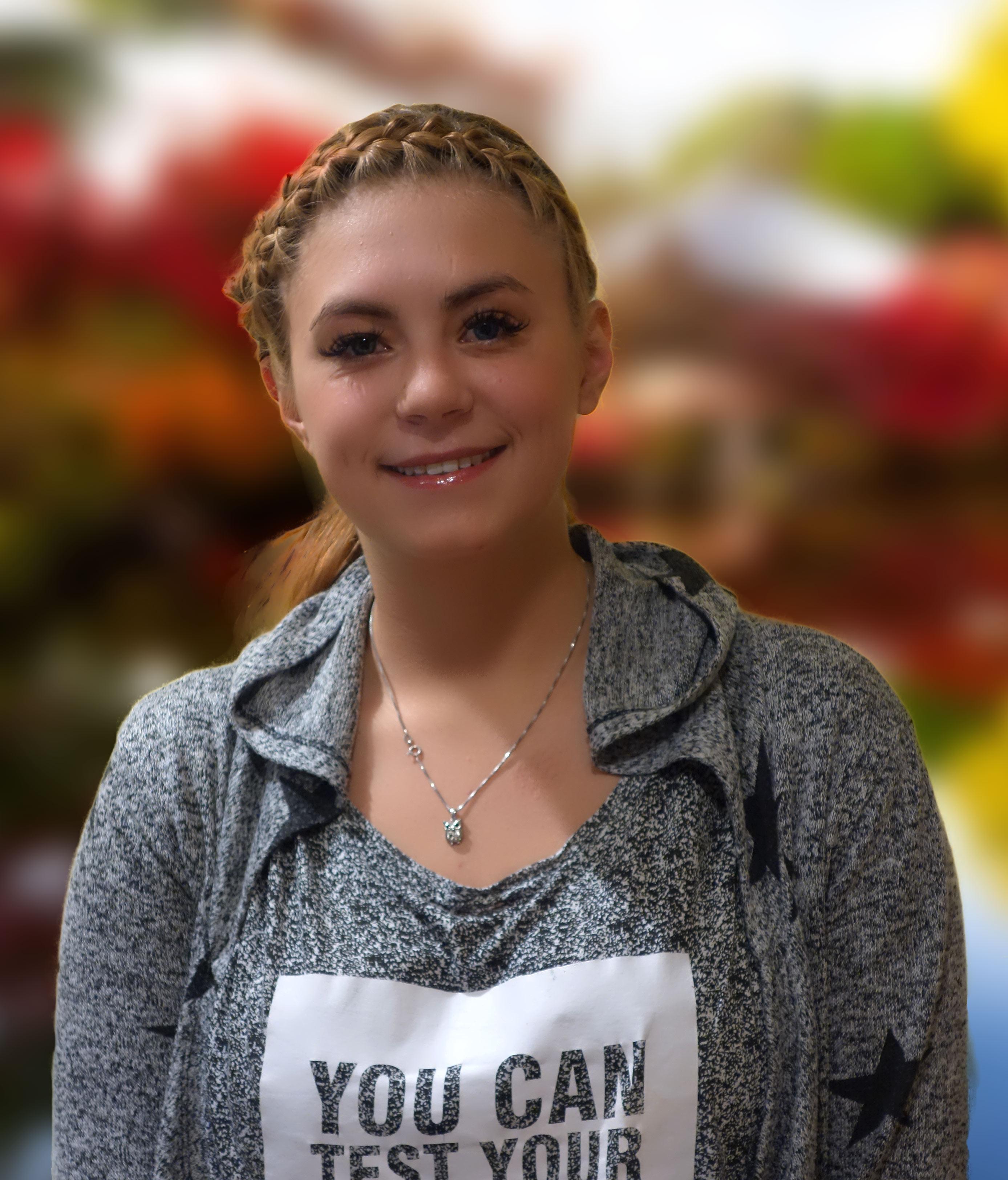 Weronika Nsastała