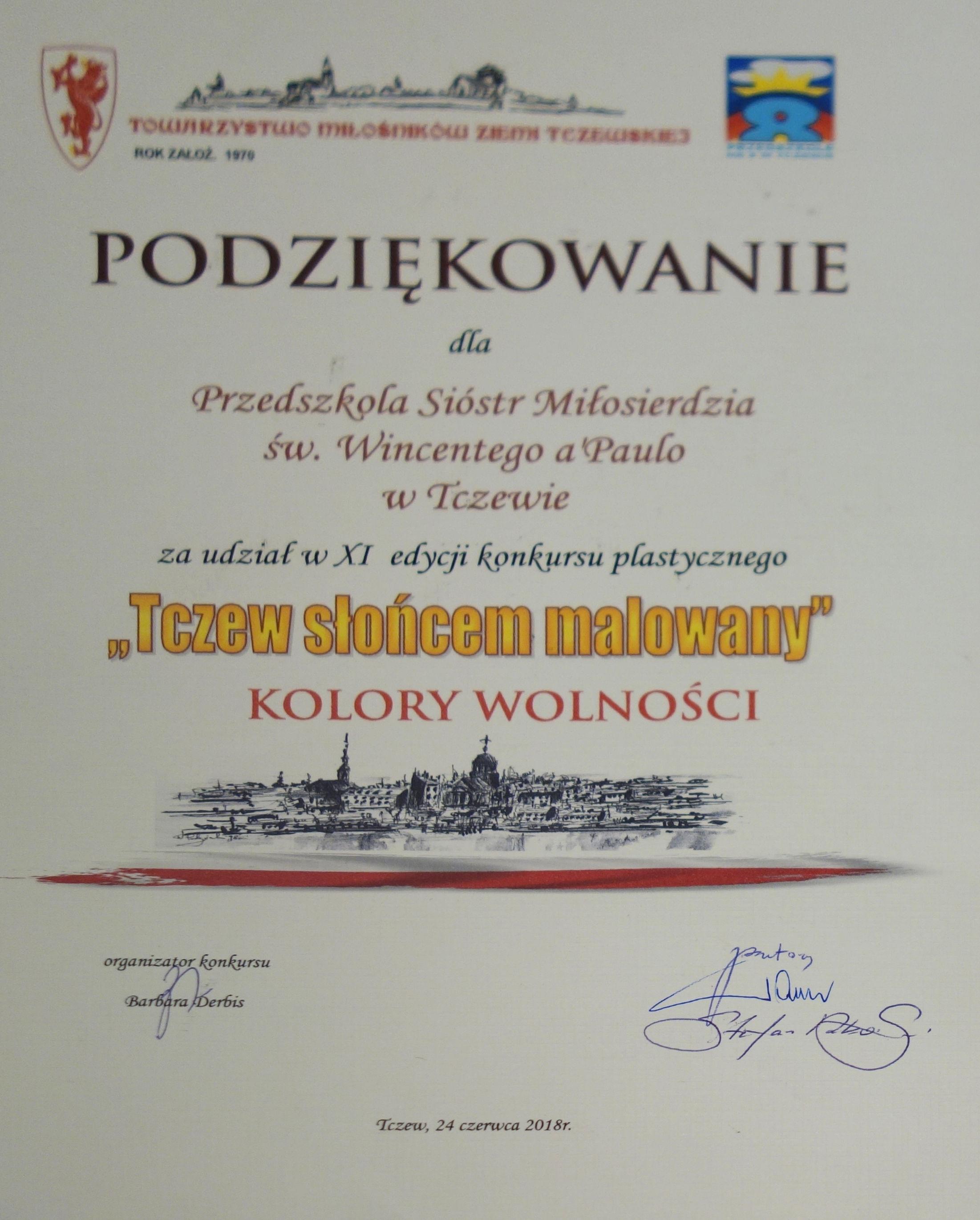 8 Dyplomy 2018