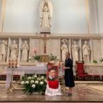 Msza święta i Pasowanie na Przedszkolaka
